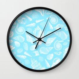 Seashell - Ocean Wall Clock