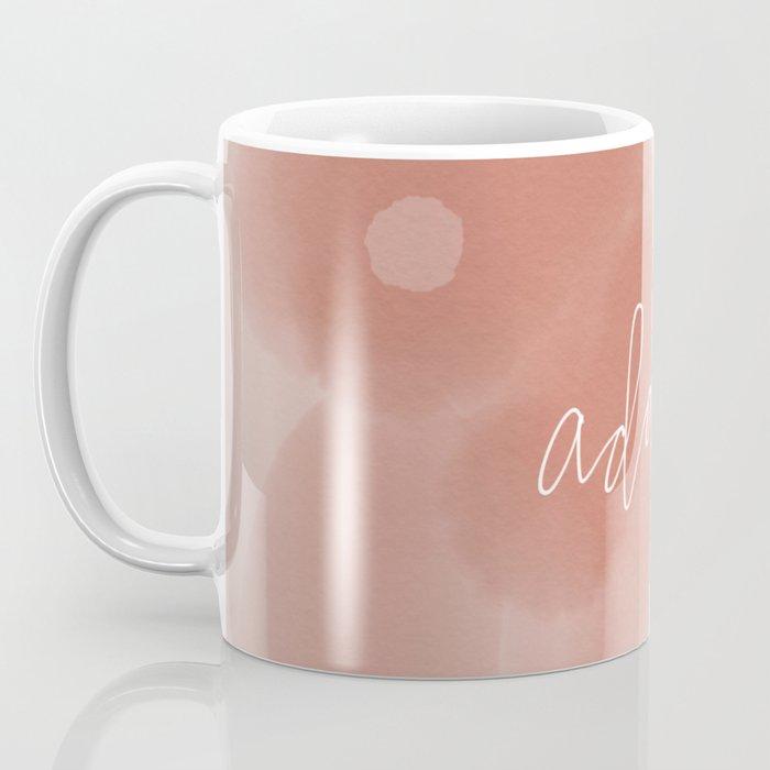 Adapt Watercolor Coffee Mug