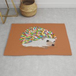 Hedgehog Sprinkles Rug