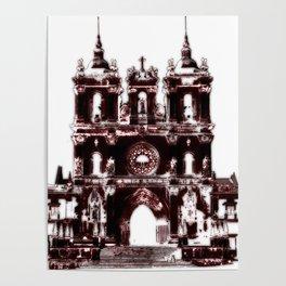 Monastery Poster