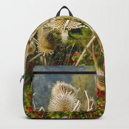 Meadow of Sicilian Spring Backpack