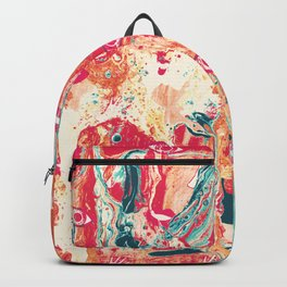 Senses pouring III Backpack