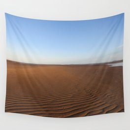 The Tide is Out Wall Tapestry