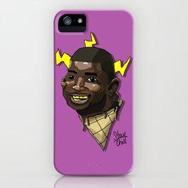 Brrr iPhone Case