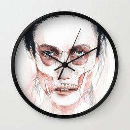 Deep cuts Wall Clock