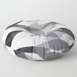 Geo Gradation Floor Pillow
