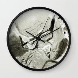 Toots Thielemans Wall Clock