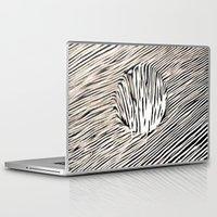 trip Laptop & iPad Skins featuring Trip by Diego La Diabla