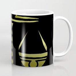 Tribal Libra Coffee Mug