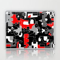 UNSOLVED PUZZLE Laptop & iPad Skin