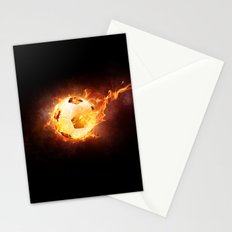 Football, Soccer Ball Stationery Cards