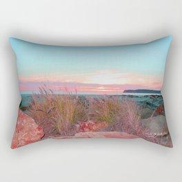 Dusty Rose Rectangular Pillow
