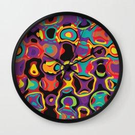 """Asteroid I"" Wall Clock"