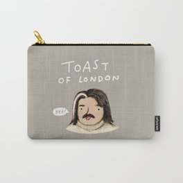 Toast of London Carry-All Pouch