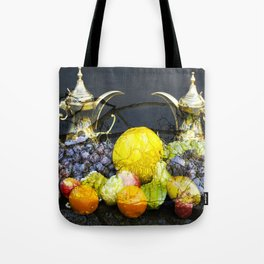 Surreal Food Still Life Tote Bag