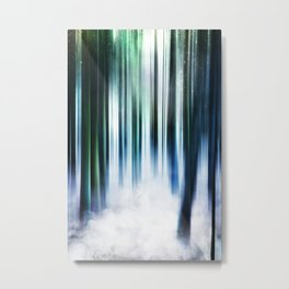 Magical Forests Metal Print