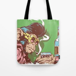 Knuckle Dragger Tote Bag
