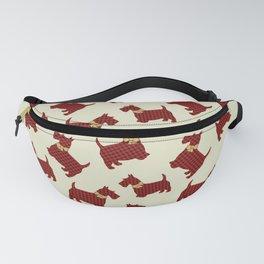 Scottish Terrier Fanny Pack
