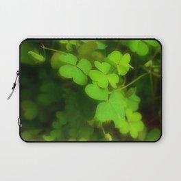 Oxalis Fontana Laptop Sleeve