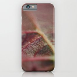 Nature's Pattern I iPhone Case