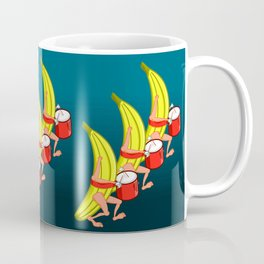 Banana Marching Band Coffee Mug