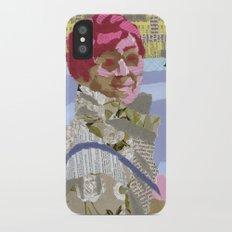 Passers (Passants) iPhone X Slim Case