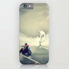 Riding on Paint Slim Case iPhone 6s