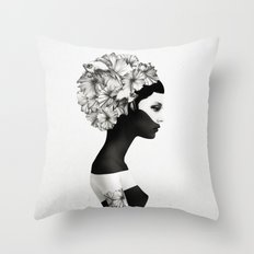 Marianna - Ruben Ireland & Jenny Liz Rome  Throw Pillow