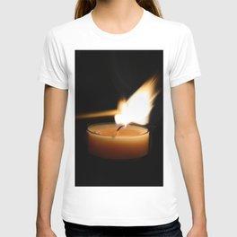 A candlelight dinner T-shirt