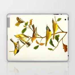 Birds & Plants Laptop & iPad Skin
