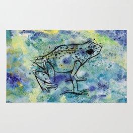 Poison Dart Frog Rug