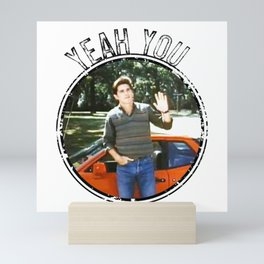 Sixteen Candles Jake Ryan - Wall Art Mini Art Print