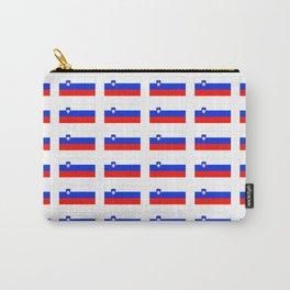 flag of slovenia - slovenia, slovenian,Slovene, Slovenija,Ljubljana,yugoslavia. Carry-All Pouch