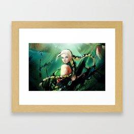 Cammy Framed Art Print