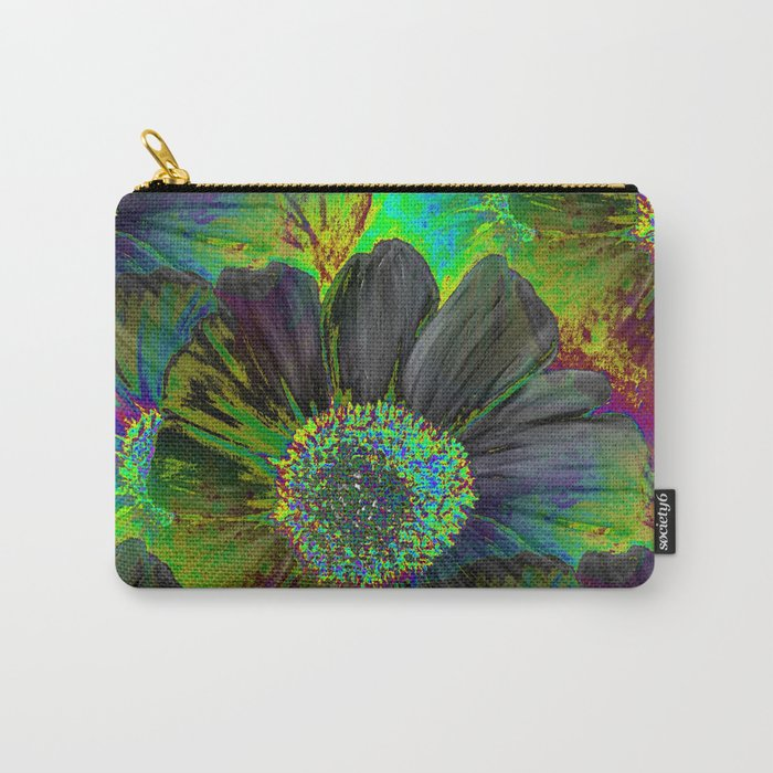 Wonderment of Flora Carry-All Pouch