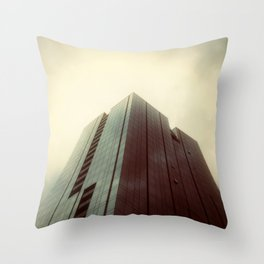 Monument Throw Pillow