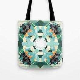 Arctic illusion Tote Bag