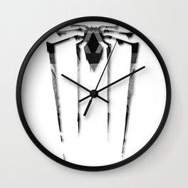 Amazing Spiderman B/W Wall Clock