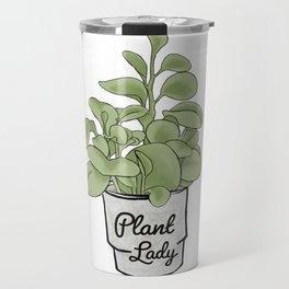Plant Lady Travel Mug
