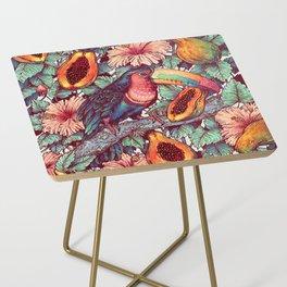 Froot Loops Side Table