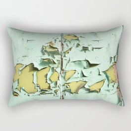 Blistered Paint Rectangular Pillow