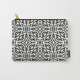 Star flowers pattern Carry-All Pouch