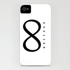 Infinity & Beyond iPhone (4, 4s) Slim Case