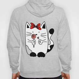 Kitten WITH CANDY Hoody