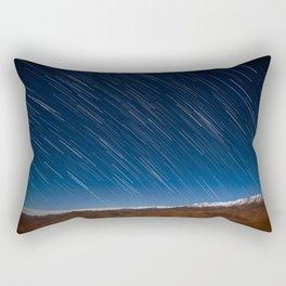 Raining Stars Rectangular Pillow
