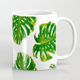 Guatemala - Monstera Deliciosa Jungle Coffee Mug