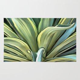 Tropical Agave Rug