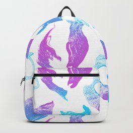 Wavy Bubbles Backpack