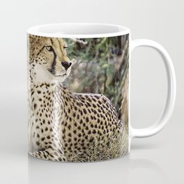 Cheetah Pair Coffee Mug