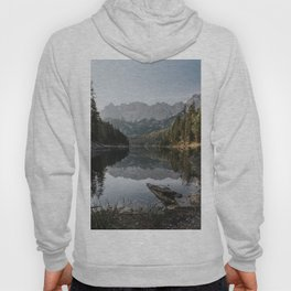 Lake View - Landscape and Nature Photography Hoody